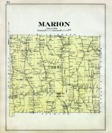 Marion 001, Wayne County 1904
